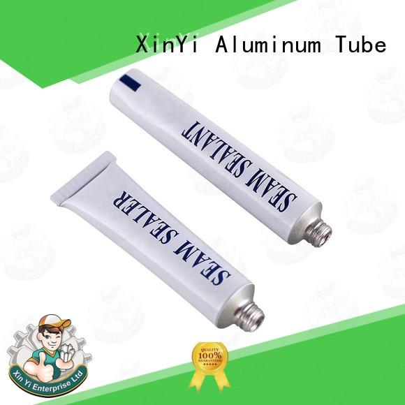 XinYi custom silicone paste tube series for cosmetics industry
