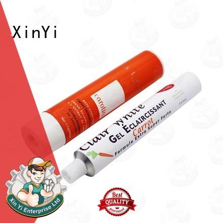 XinYi empty cosmetic tube containers manufacturer for hand cream