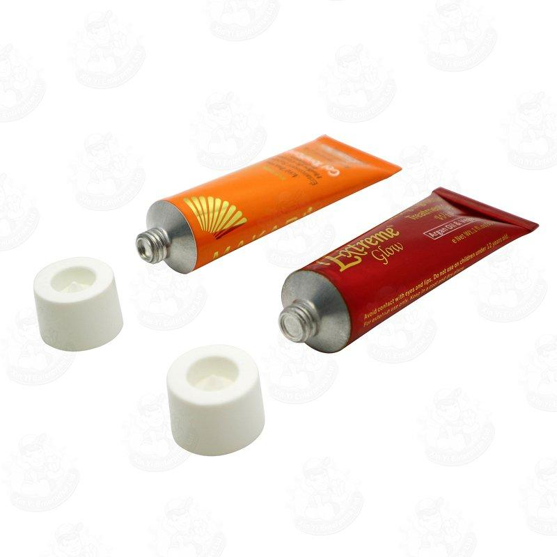 Aluminum Cosmetic Tube / Empty Cream Tube