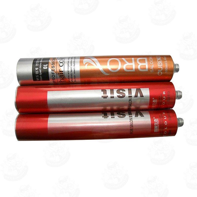 100ml Hair Dye Tube / Empty Cosmetic Tube