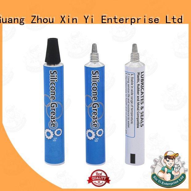 XinYi aluminum rectangular tubing 5g tube empty