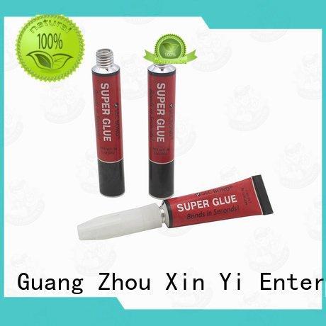 XinYi Brand 5ml tubes silicone gel tube eyelash packaging