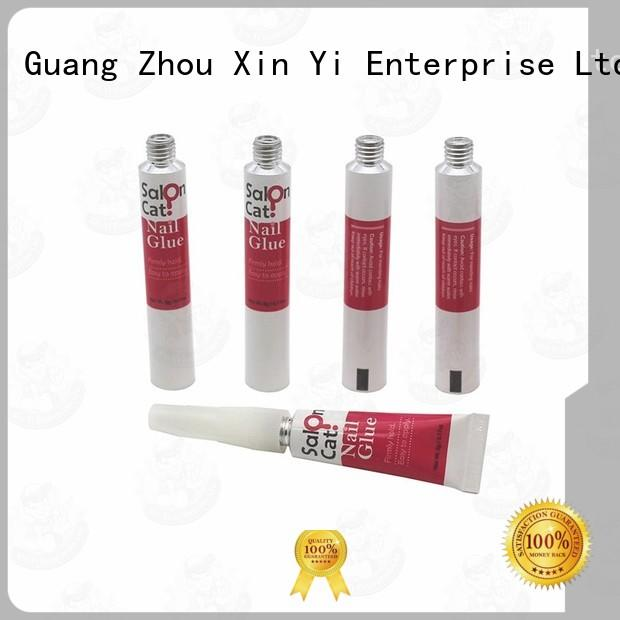 XinYi high quality silicone grease tube series for toiletry industry