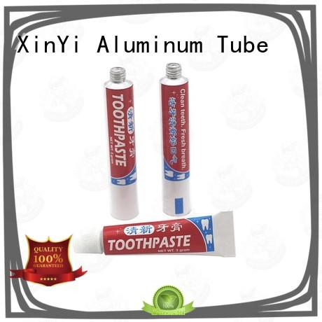XinYi high quality toothpaste tube squeezer empty for cosmetics industry
