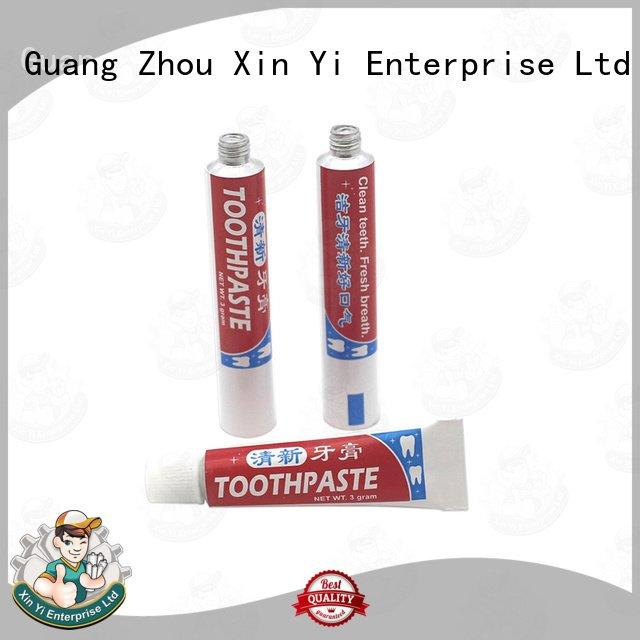 small squeeze XinYi tube packaging