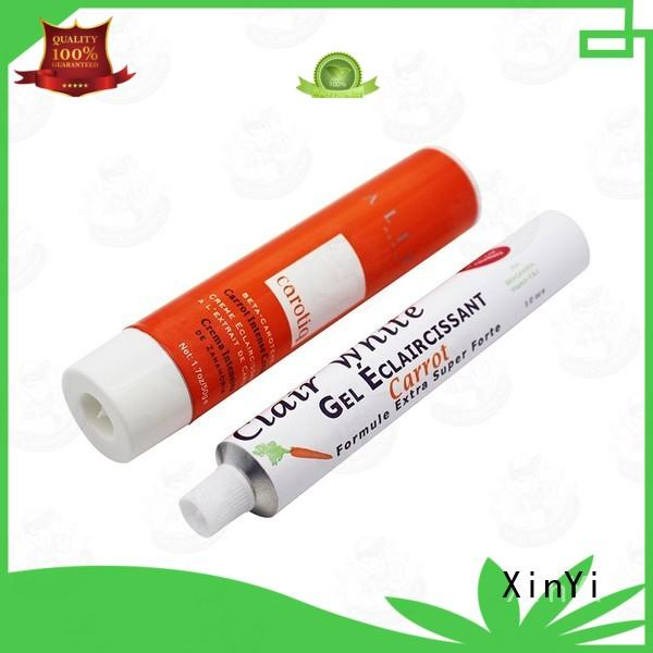 professional cosmetic tube packaging cosmetic series for hair colorant