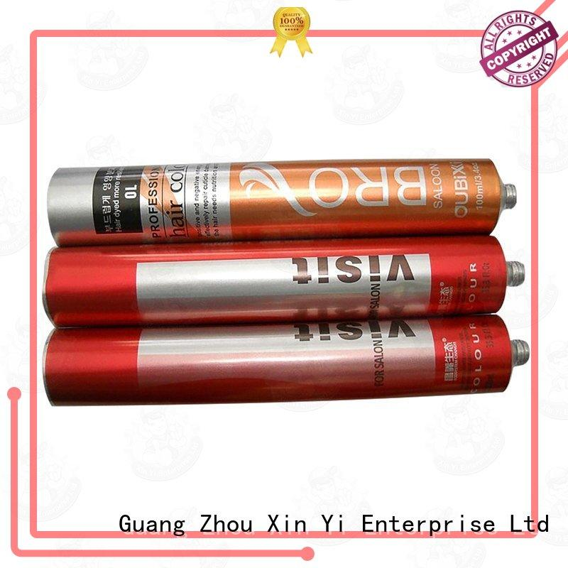 tube hair color tube wholesale for shaving cream