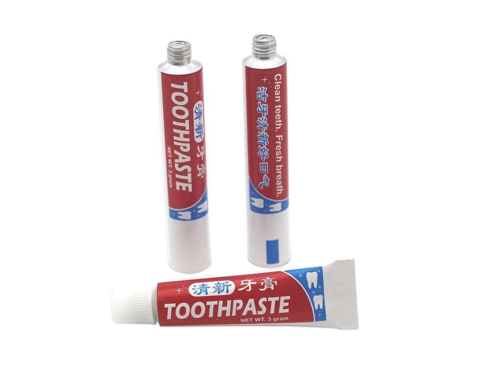 Aluminum Toothpaste Tube